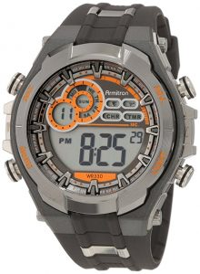 Armitron 408188GMG Chronograph Digital Sport