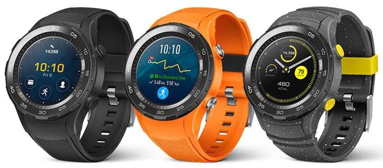 Huawei Watch 2 Sport LTE