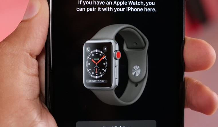 Apple updates the firmware of new Apple Watch to eliminate bugs