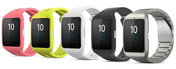 Sony SmartWatch 3 PDF User Manuals