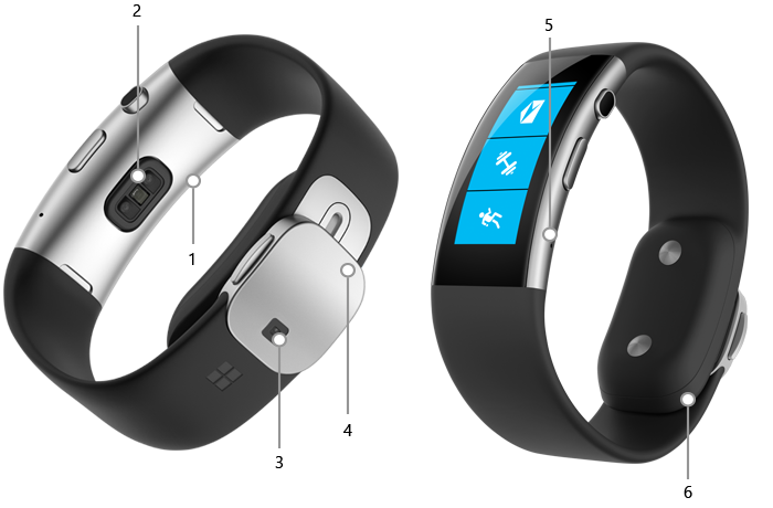 Microsoft Band 2 PDF User Manual