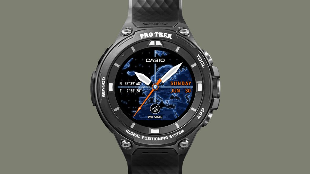 Casio WSD-F20 7