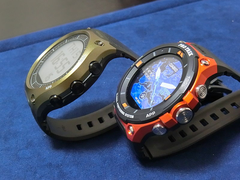 Casio WSD-F20 9