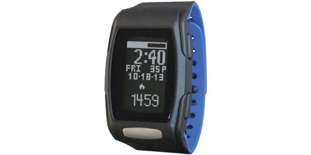 Lifetrak - an accurate heart rate monitor that does not need to be constantly recharged