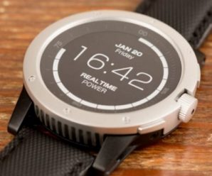 PowerWatch: the first smart watch that you do not need to charge