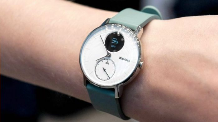 Withings Steel HR 1