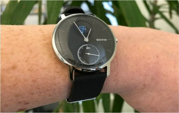Withings Steel HR 4